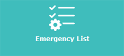 cbsecurepass visitor management system Emergency-List