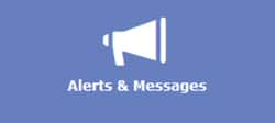 cbsecurepass visitor management system alert and messages