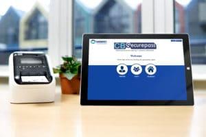 cbsecurepass visitor management system