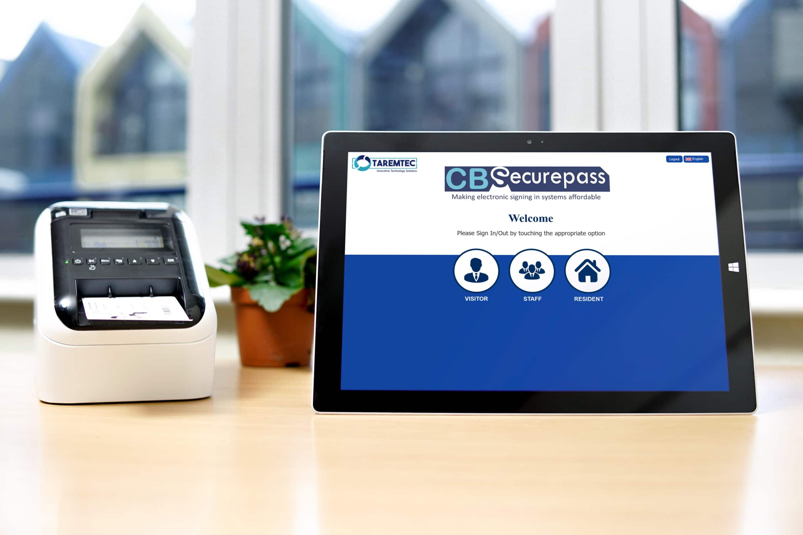 cbsecurepass visitor management system